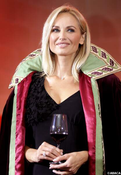 In vino veritas pour Adriana Karembeu