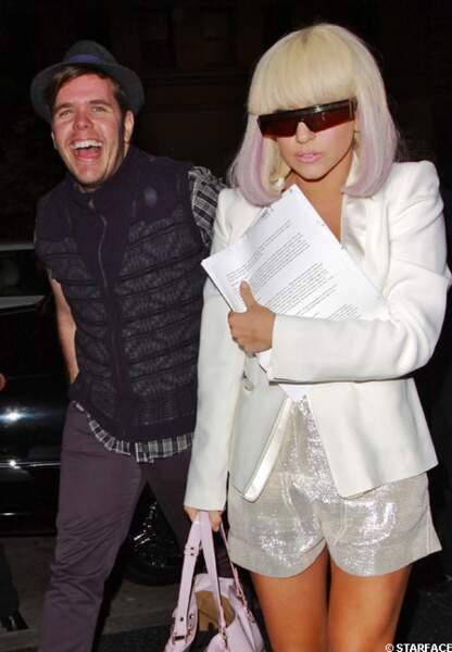 Perez Hilton a toujours essayé de faire rire Gaga