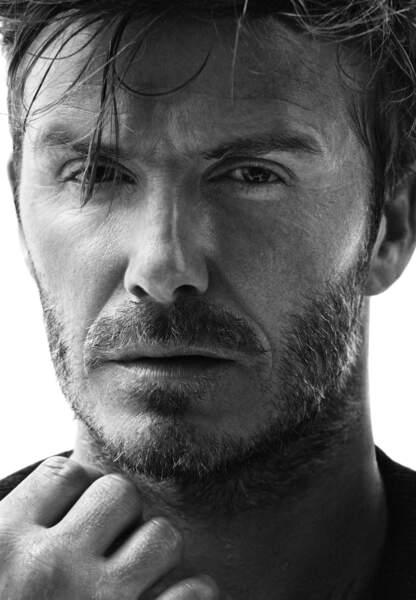 David Beckham, pour un hiver bodywear signé H&M