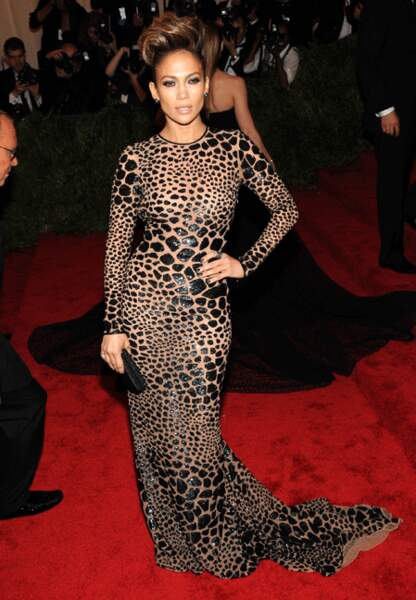 Jennifer Lopez en Michael Kors