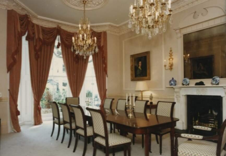 La nouvelle maison du couple Beckham vaut 48 millions d'euros