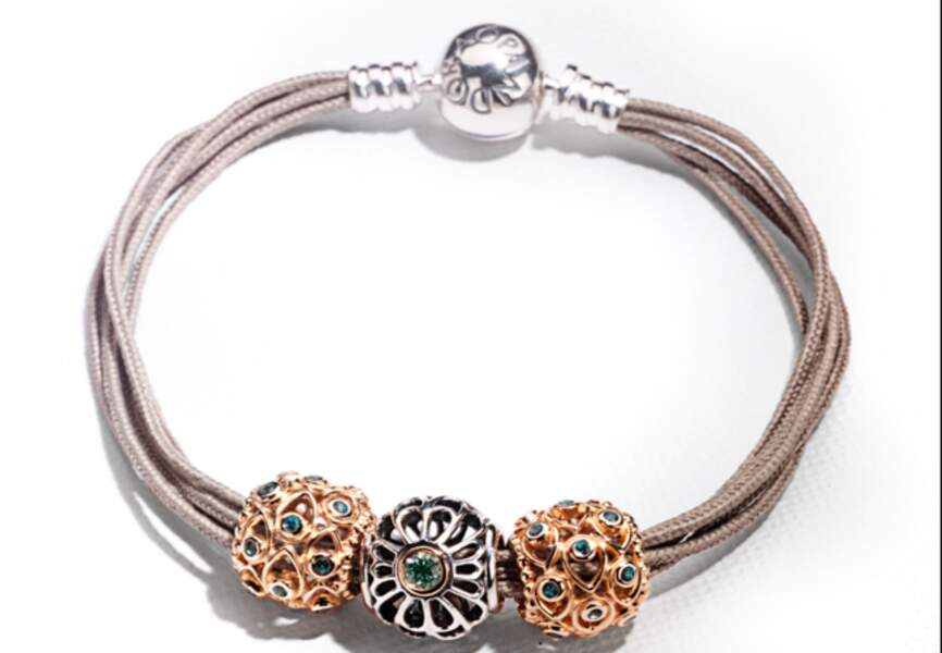 Bracelet, Pandora, 79 €/charm