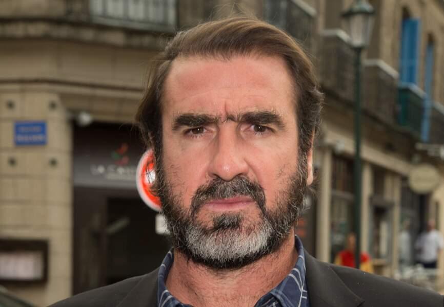 Eric Cantona, football