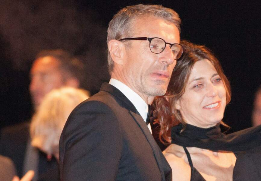 Lambert Wilson lors de l'after party du film Grace de Monaco