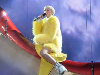 Miley Cyrus est déchaînée