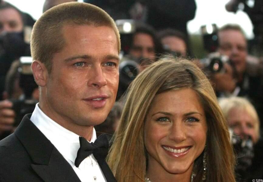 En couple avec Brad Pitt