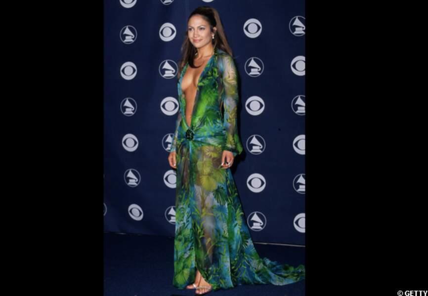Jennifer Lopez en 2000