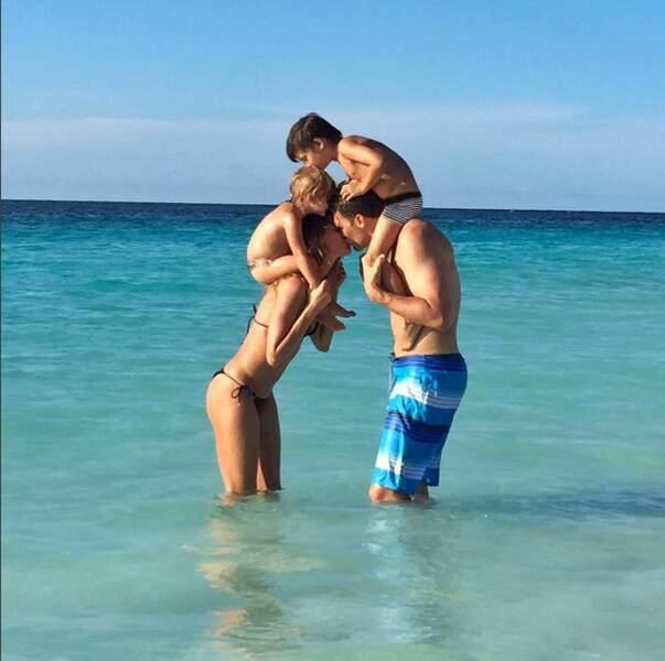 Gisele Bündchen et Tom Brady s'aime d'amour et d'eau crystalline