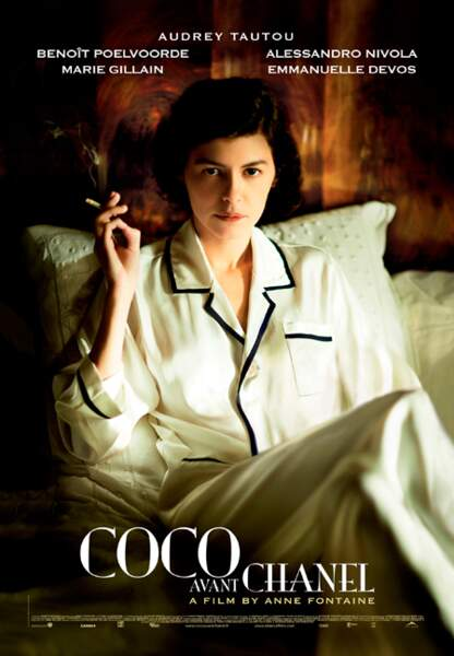 Coco Chanel, d'Anne Fontaine, 2008