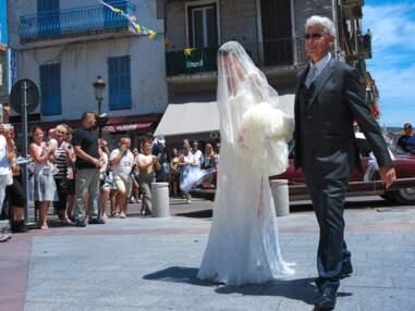 Les stars au mariage de Thomas Langman et Céline Bosquet