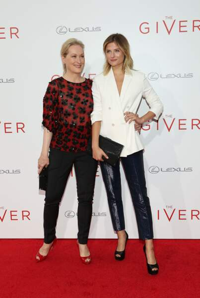 Meryl Streep en Dries Van Noten
