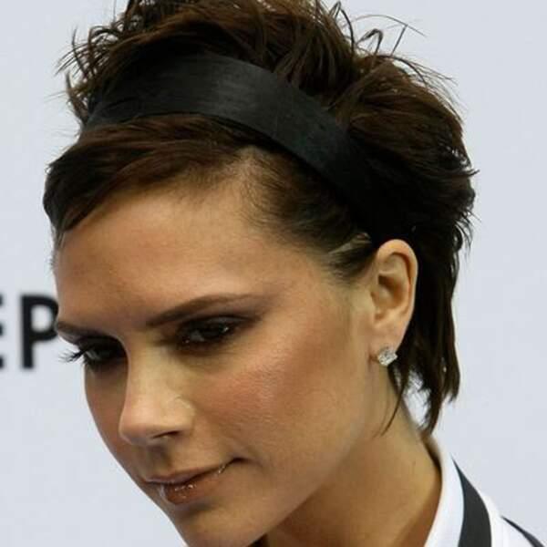 Victoria Beckham : La coupe courte à la Posh