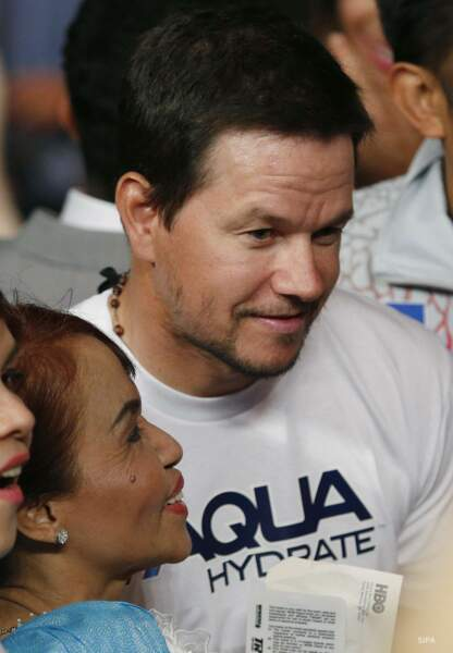 L'acteur Mark Wahlberg
