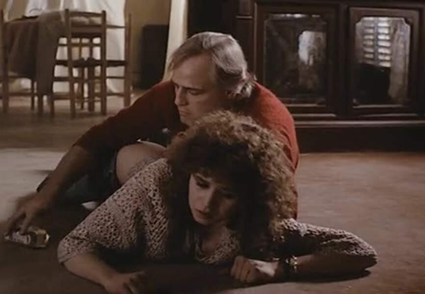 Le Dernier Tango à Paris de Bernardo Bertolucci avec Marlon Brando et Maria Schneider