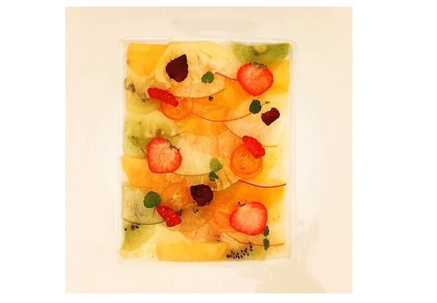 Le dessert de Jean Imbert