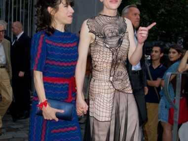 Cate Blanchett a Paris pour Blue Jasmin
