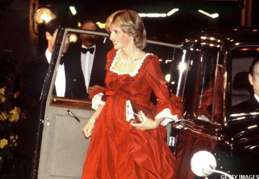 Londres, mars 1982