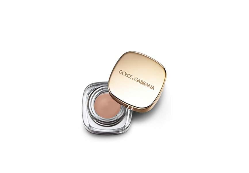 Dolce&Gabbana, Perfect Mono Intense Cream Eye Colour en Nude