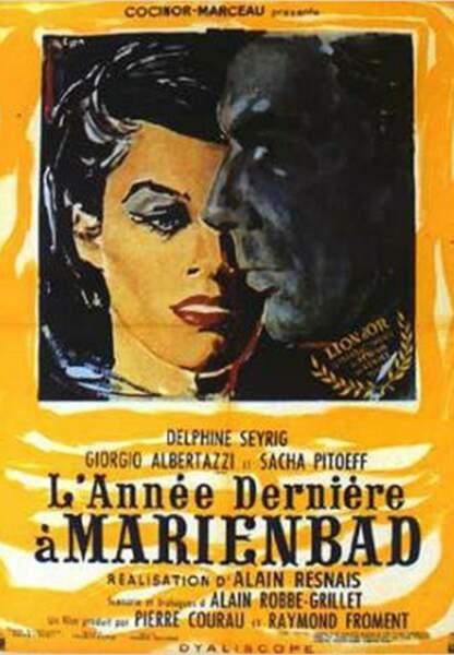 1961: L'Année dernière à Marienbad