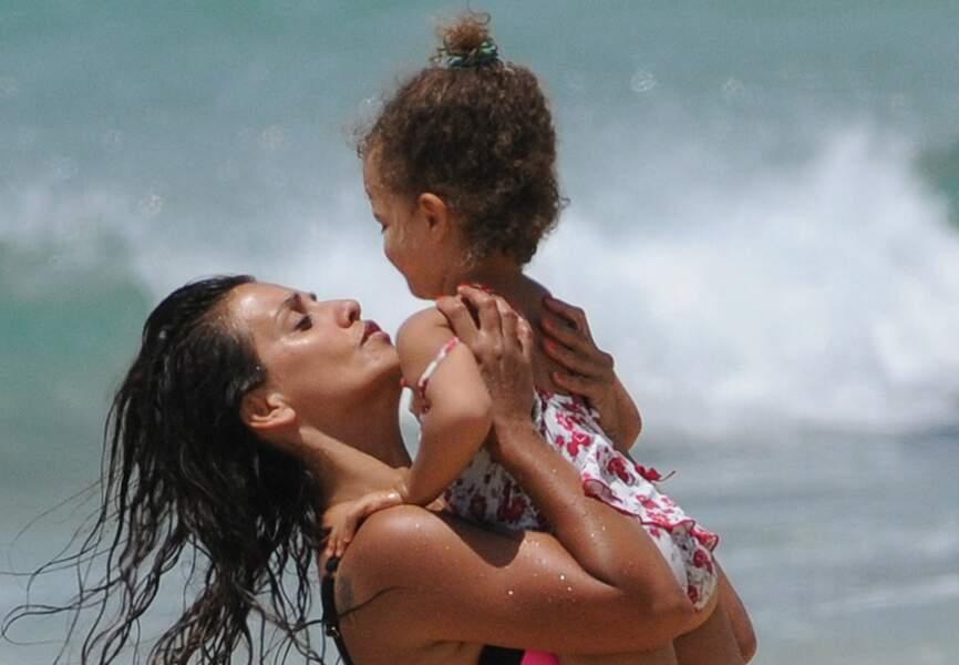 C'est en 2013 que Pénélope Cruz est devenue maman pour la deuxième fois avec Luna Encinas