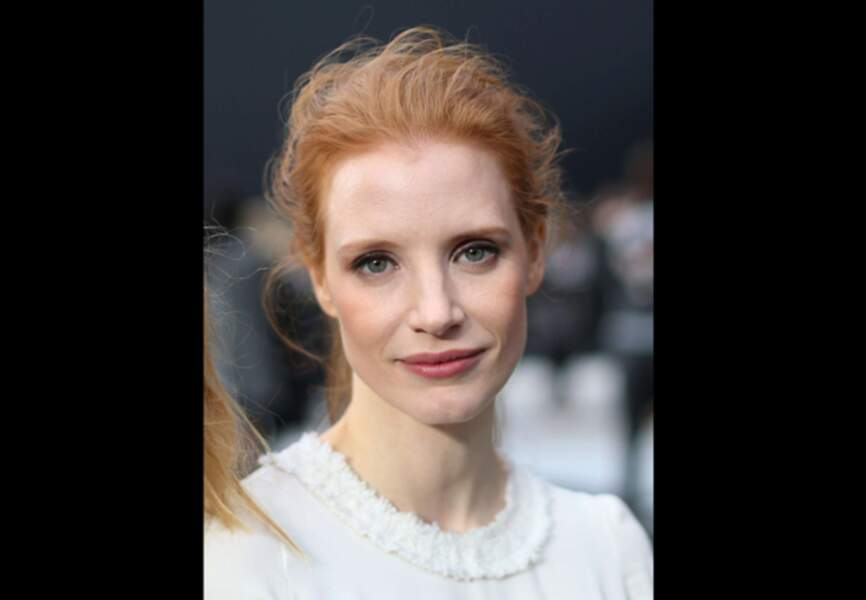 Jessica Chastain, la grâce from Hollywood