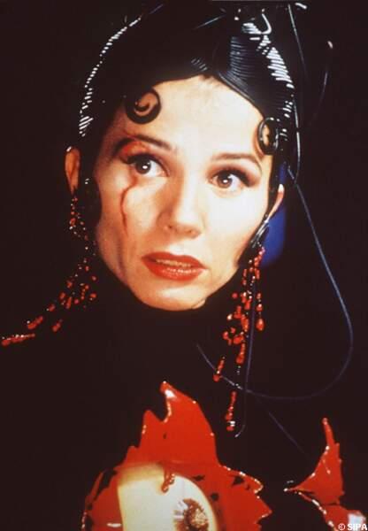 Victoria Abril dans Kika, en 1993