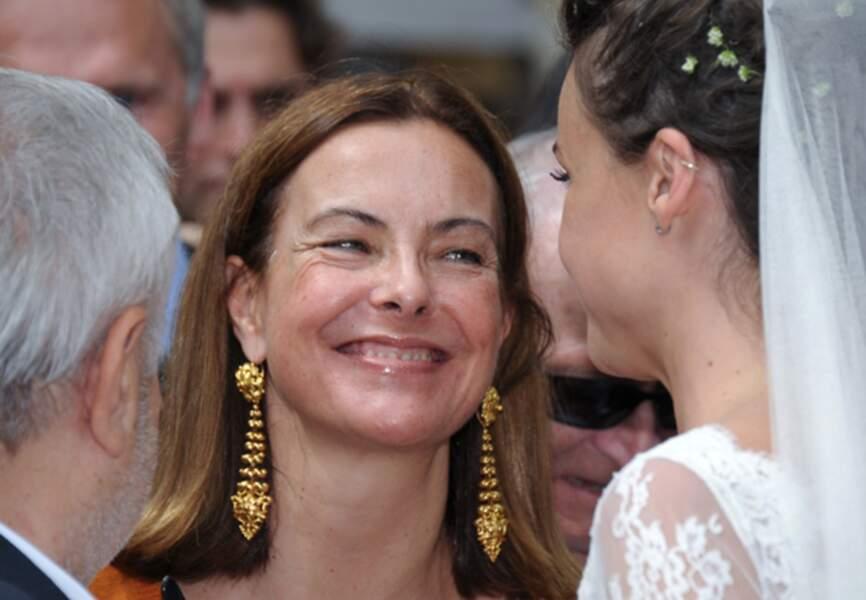 Carole Bouquet et Céline Bosquet