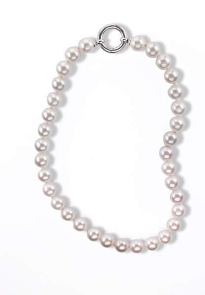 Colier de perles synthétiques, Thomas Sabot, 279€