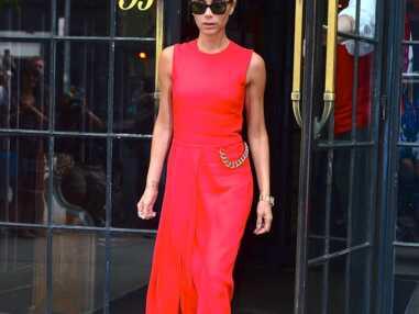 Diane Kruger, Victoria Beckham et Jessica Alba... Dress code incendie!