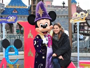 Les personnalités à Disneyland Paris