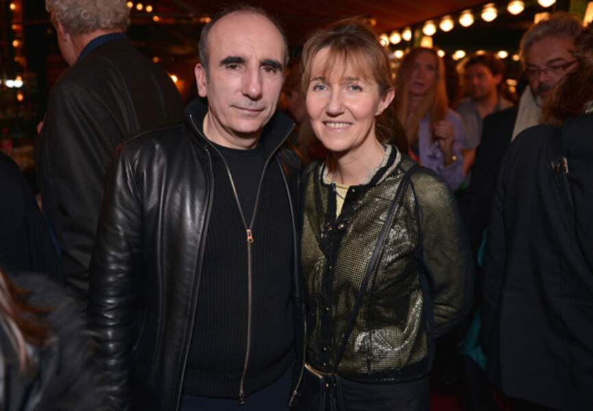 Philippe Harel et Sylvie Bourgeois