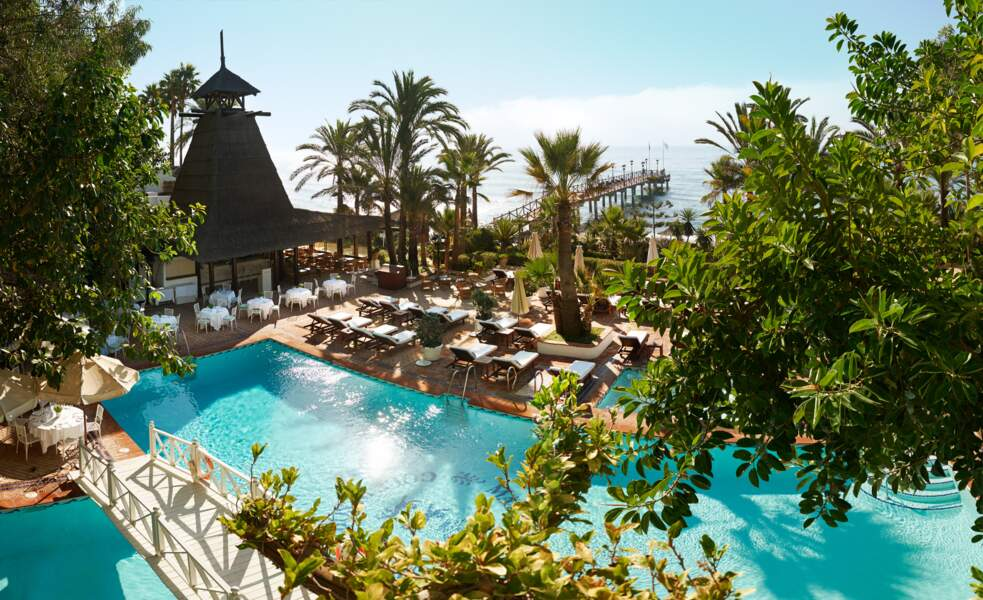 Le Marbella Club, le petit coin de paradis de Meryl Streep, Britney Spears, et Mick Jagger