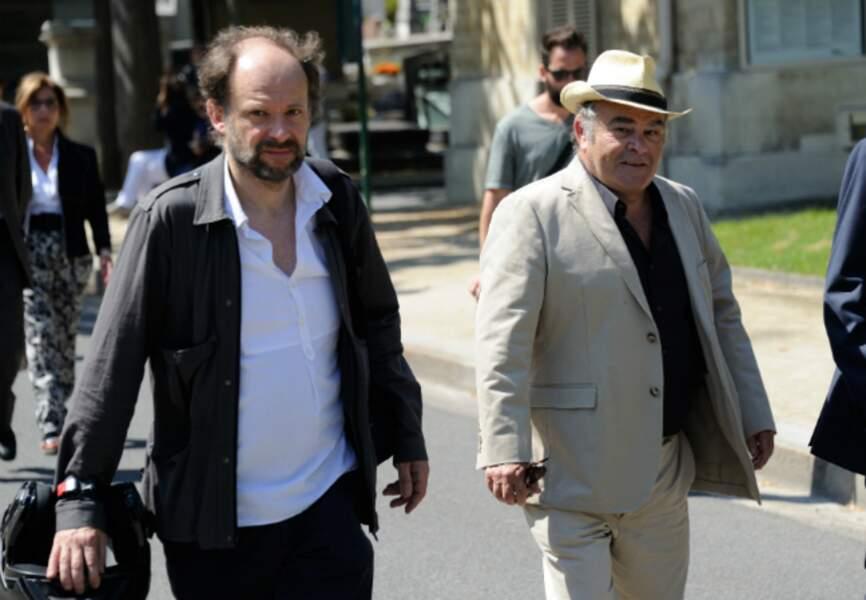 Denis Podalydès et Jean Benguigui