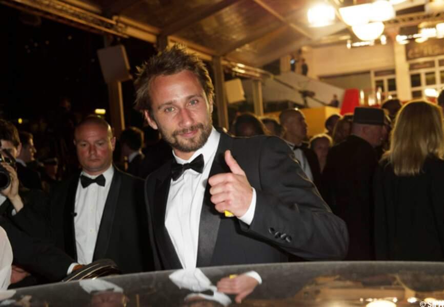 Matthias Schoenaerts, la révélation du festival 2012 pour son rôle dans De rouille et d'os