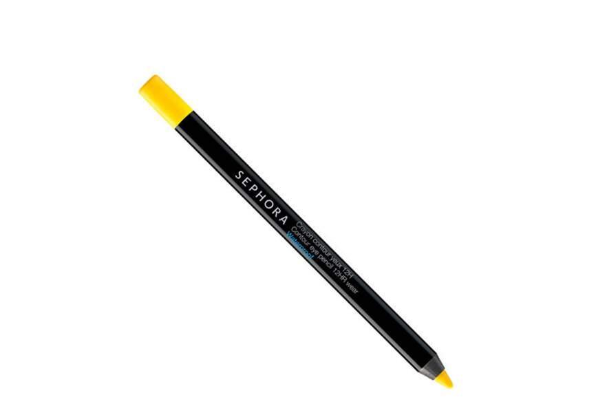 Crayon contour yeux 12h Waterproof, Sephora, 7,95€