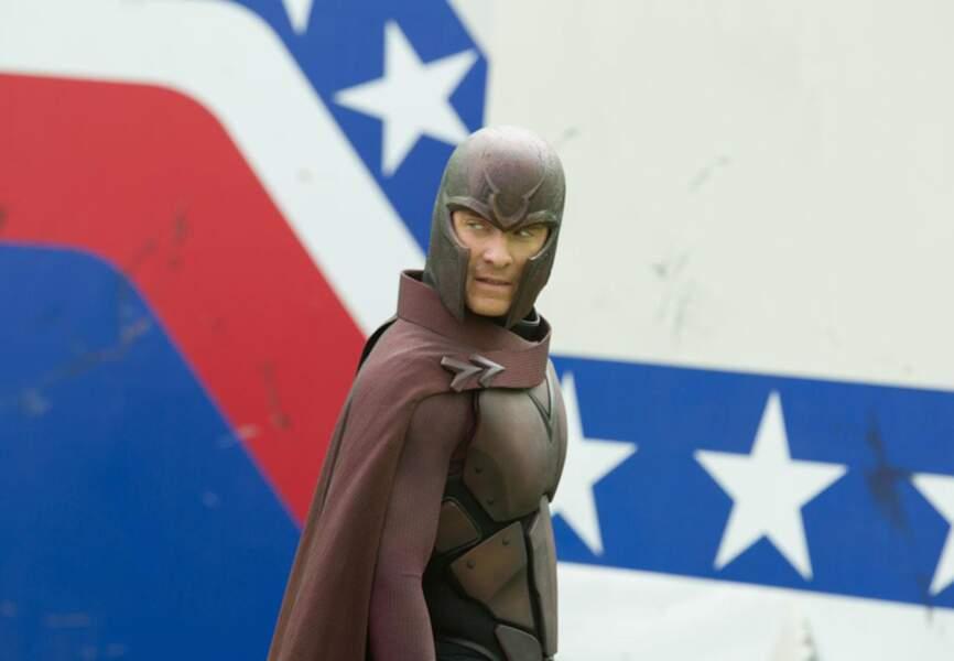 Michael Fassbender en Magneto, une valeur sûre