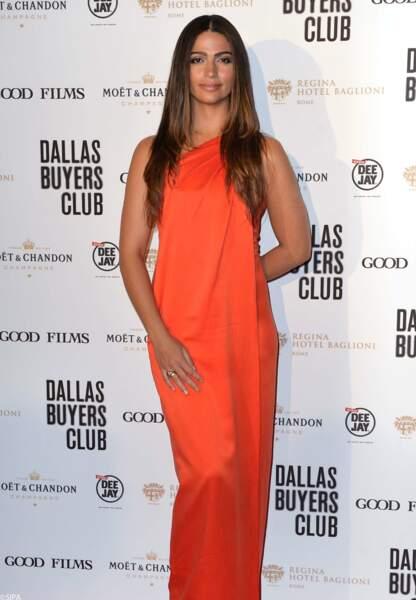 Camila Alves, femme de Matthew McConaughey
