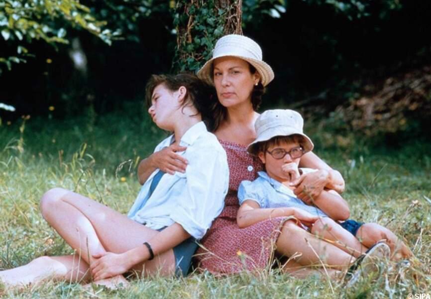 L'effrontée avec Charlotte Gainsbourg en 1985