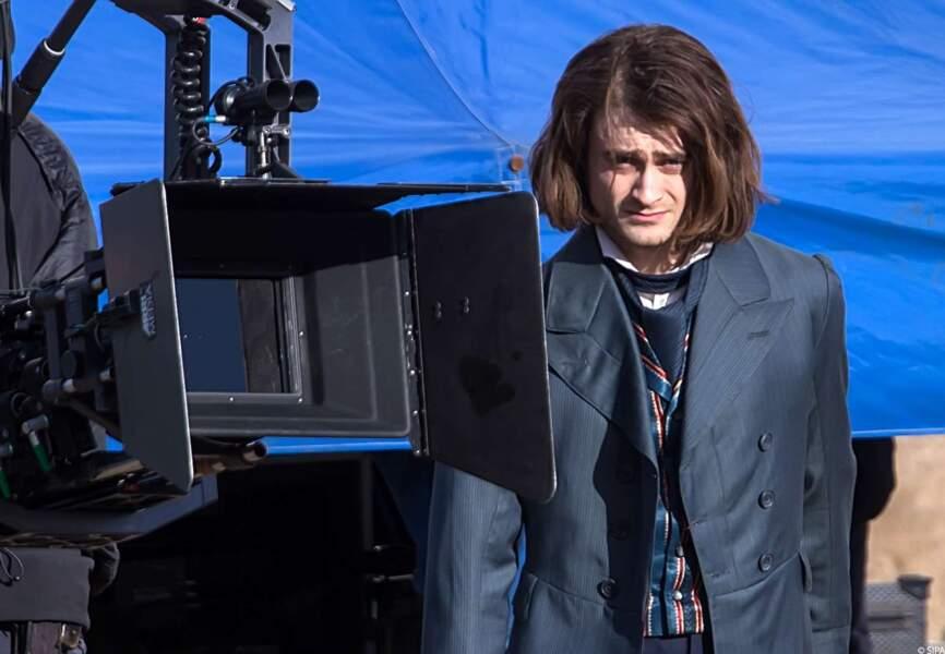 Daniel Radcliffe, déjà dans le personnage