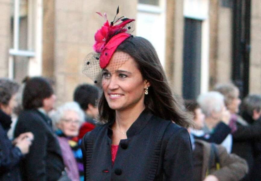 Mariage de Lady Percy en février 2011