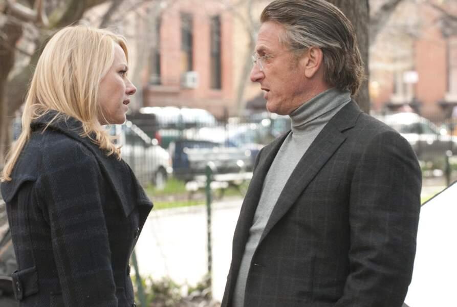 """En 2010, Sean Penn est aux côtés de Naomi Watts dans """"Fair game"""""""