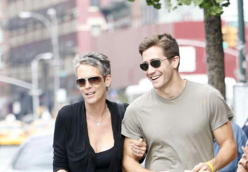 Jamie Lee Curtis marraine de Jake Gyllenhaal