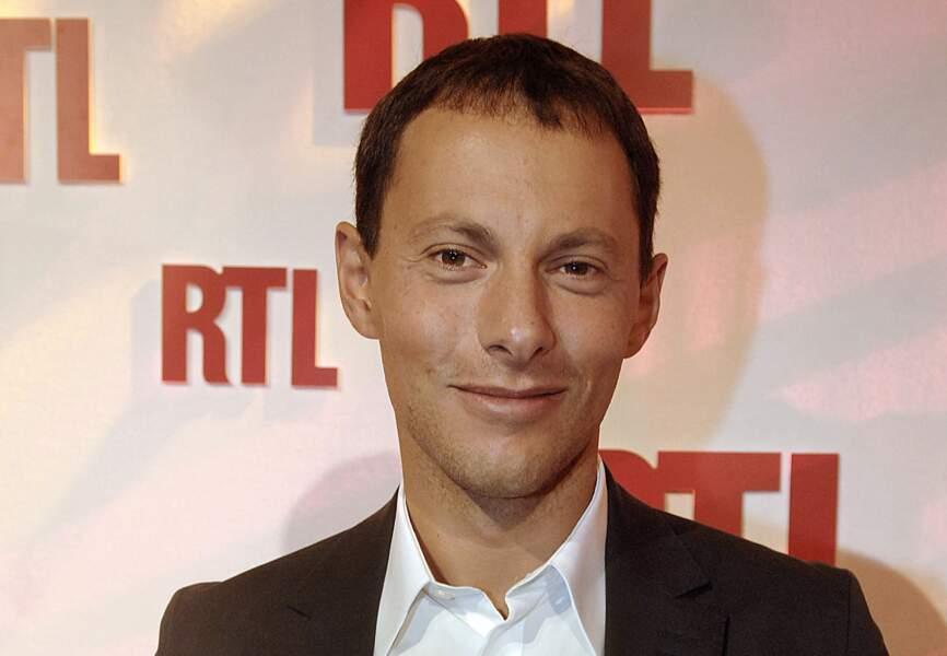 """""""RTL Soir"""" de Marc-Olivier fogiel  rassemble 643.000 auditeurs soit 64.000 de moins qu'il y a un an"""