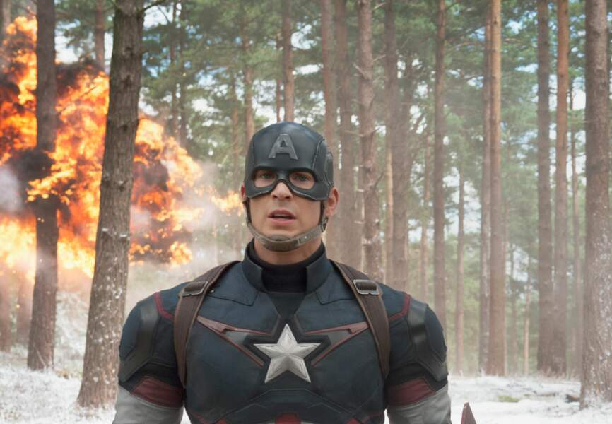 Captain America 1940