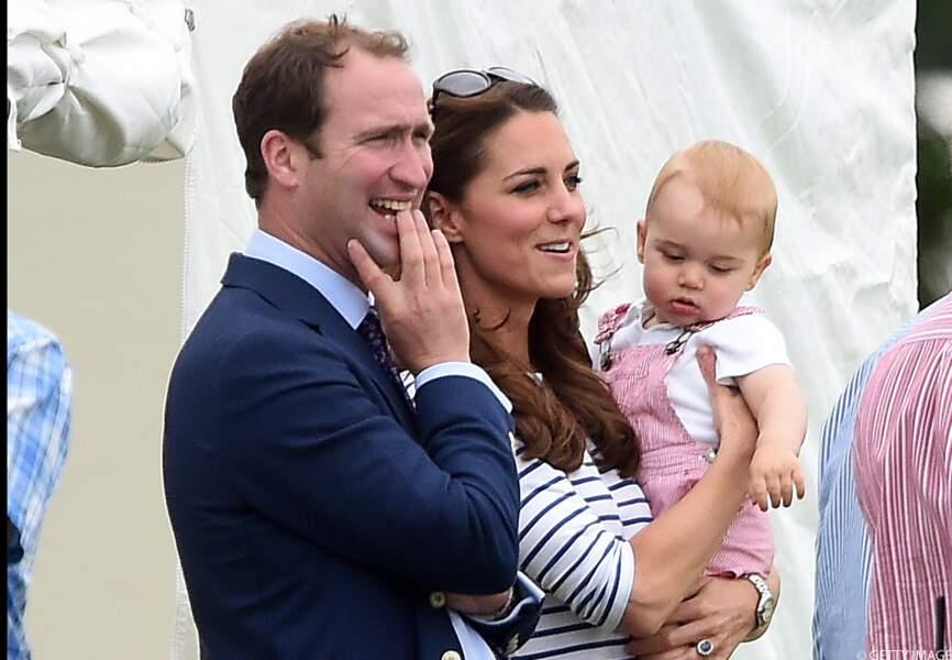 Ça marche pour Baby George