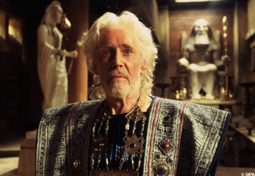 Peter O'Toole dans Toie en 2004