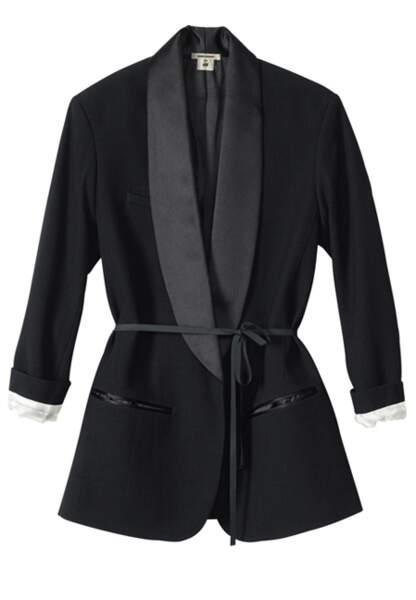 Blazer en laine 129€