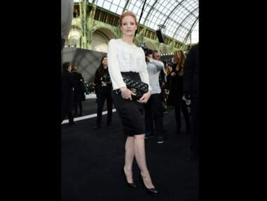Milla Jovovich, Jessica Chastain fans de Karl Lagerfeld