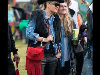 Rita Ora, Kate Moss, des filles à franges