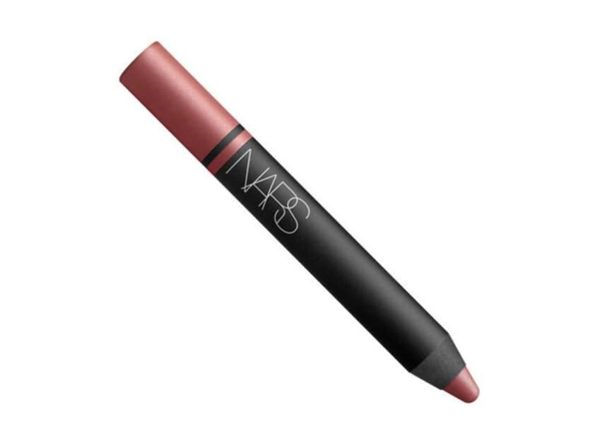 Nars – Crayon à lèvres satin – 25€